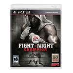 PS3 - EA - FIGHT NIGHT CHAMPION