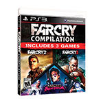 JUEGO PARA PLAY STATION 3  FAR CRY COMPILATION
