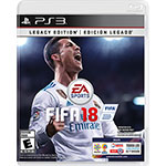 JUEGO PARA PLAY STATION 3 PS3 FIFA18