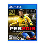 PES2016 - PLAYSTATION 4