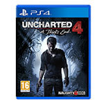 JUEGO PARA PLAY STATION 4 UNCHARTED 4