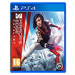 JUEGO PARA PLAY STATION 4 MIRROR'S EDGE CATALYST