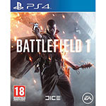 JUEGO PARA PLAY STATION 4 BATTLEFIELD 1