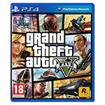 JUEGO PARA PLAY STATION 4 GRAND THEFT AUTO V