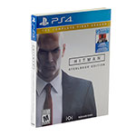 JUEGO PARA PLAY STATION 4 HITMAN STEELBOOK THE COMPLETE FIRST SEASON