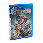 JUEGO PARA PLAY STATION 4  BATTLEBORN