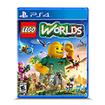 JUEGOS PARA PLAY STATION 4 LEGO WORLDS