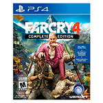JUEGO PARA PLAY STATION 4 FAR CRY 4 COMPLETE EDITION