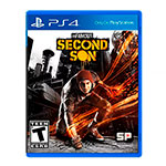 JUEGO PARA PLAYSTATION 4 INFAMOUS SECOND SON