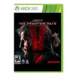JUEGO PARA XBOX 360 METAL GEAR V: THE PHANTOM PAIN