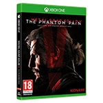JUEGO PARA XBOX ONE METAL GEAR V: THE PHANTOM PAIN