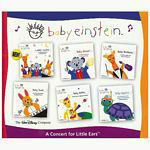 DISNEY BABY EINSTEIN BOXED SET