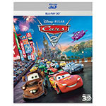 BLURAY DISNEY CARS 2 3D