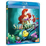 BLURAY DISNEY LA SIRENITA