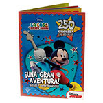 LIBRO DISNEY LIBRO STICKERS CASA DE MICKEY