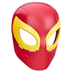 JUGUETE HASBRO B6675 SPIDERMAN HERO MASK IRON SPIDER
