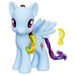 JUGUETE PARA NENA HASBRO B0368 MY LITTLE PONY RAINBOW DASH