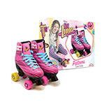 JUGUETE DE DEPORTE MAGIC MAKERS SL901-36 PATINES SOY LUNA TALLE 36