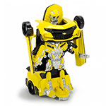 JUGUETE TRANSFORMERS HTS09427 ROBOT FIGHTER BUMBLEBEE